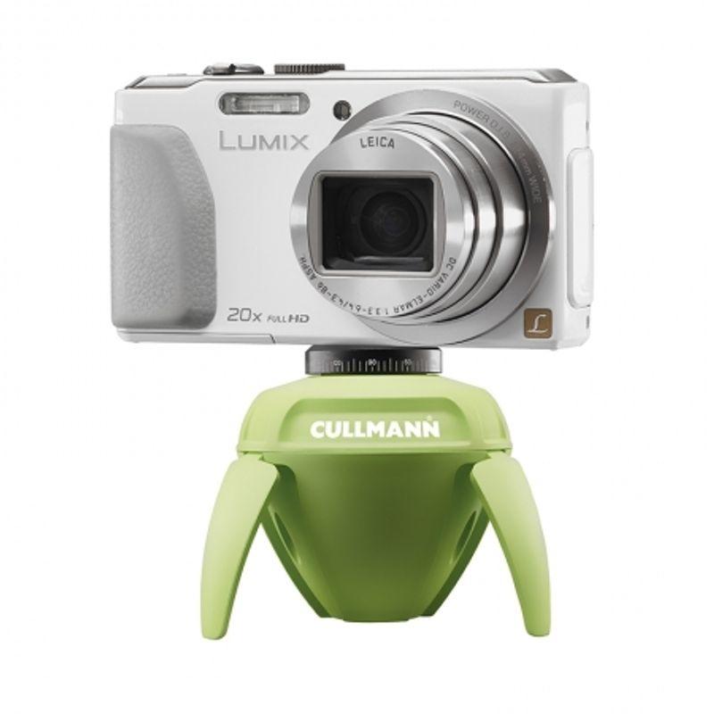 cullmann-smartpano-360cp-minitrepied-cu-cap-360-si-3-prinderi-verde-48529-268-621