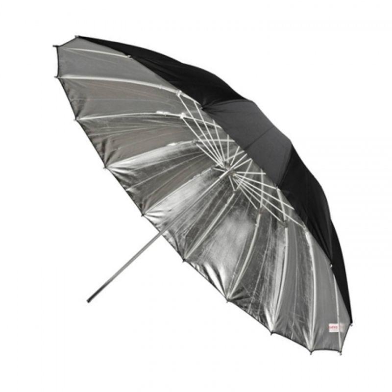 dynaphos-fibro-150-umbrela-reflexie-silver-150cm-46066-490