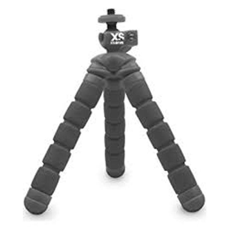 xsories-mini-bendy-grey-minitrepied-flexibil-50664-109