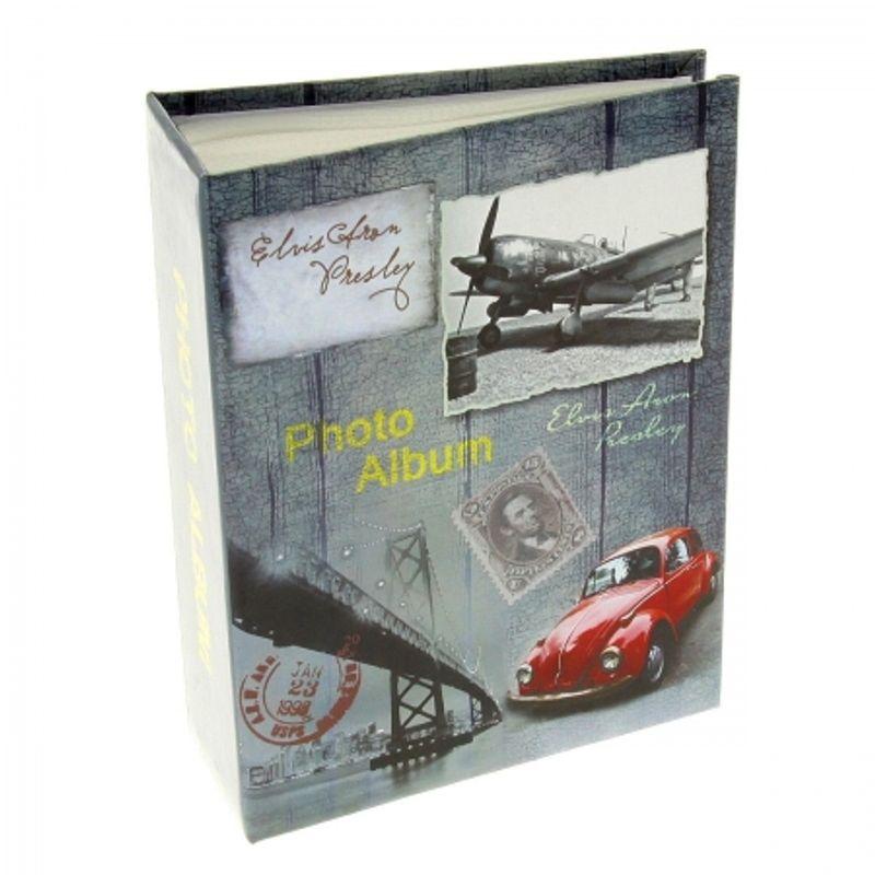 album-foto-old-time--10x15--300-fotografii--gri-52157-116