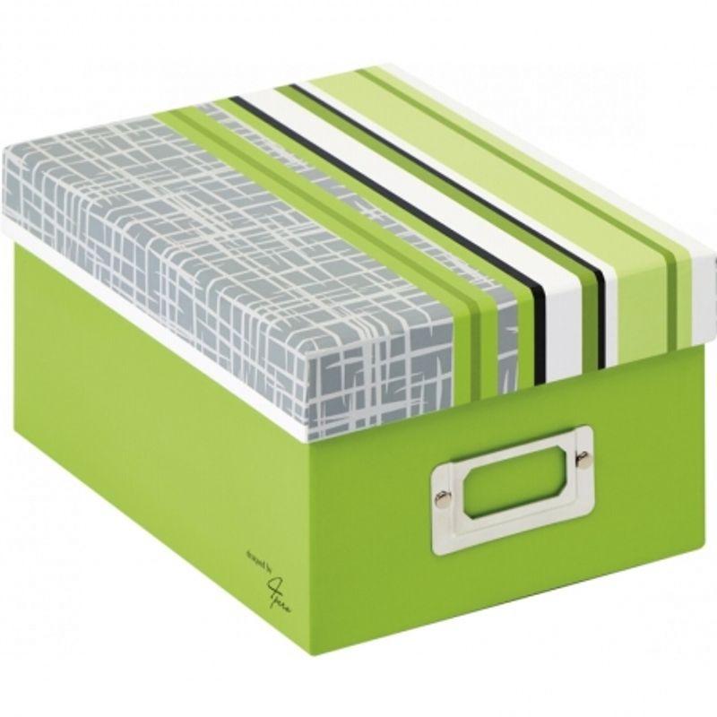 walther-photobox-sundry-fb320-cutie-foto--700-fotografii--10x15--verde-52440-624
