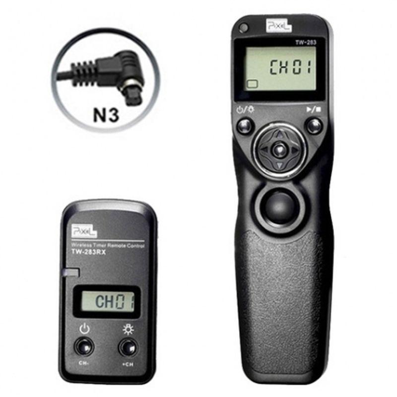 pixel-tw-283-n3-telecomanda-wireless-pentru-canon-53021-185