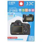 jjc-folie-protectie-lcd-pentru-canon-eos-5d-mark-iv--5d-mark-iii--eos-5ds--5dsr--2-buc--56536-91