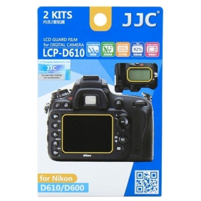 jjc-folie-protectie-lcd-pentru-nikon-d610--d600--2-buc--56552-333