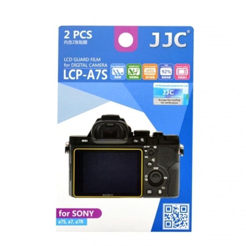 jjc-folie-protectie-lcd-pentru-sony-a7s--a7--a7r--2-buc--56556-841