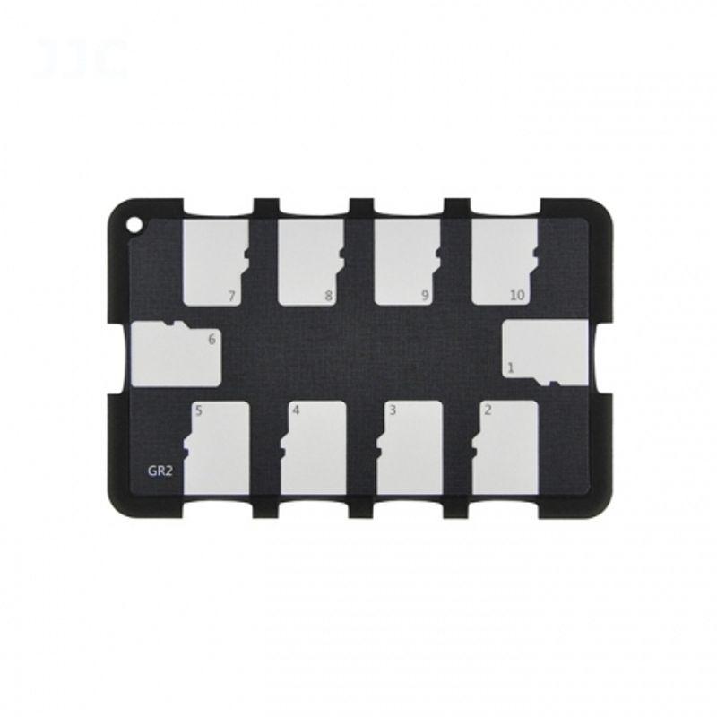 jjc-cutie-pentru-carduri-de-memorie-micro-sd--10-compartimente--gri-56585-267
