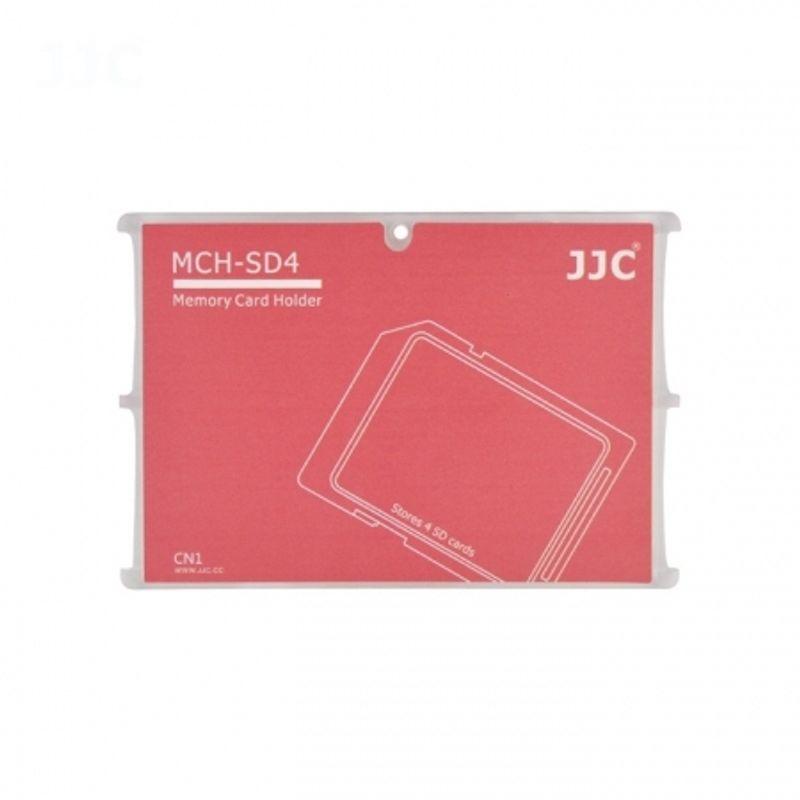 jjc-cutie-pentru-carduri-de-memorie-sd--4-compartimente--rosu-56590-813