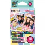 Fujifilm Instax Mini Pack Stained Glass - film instant