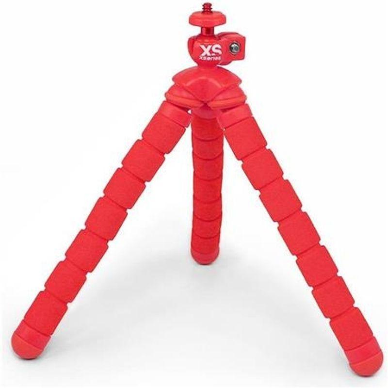 xsories-bendy-minitrepied-flexibil--rosu-60155-439