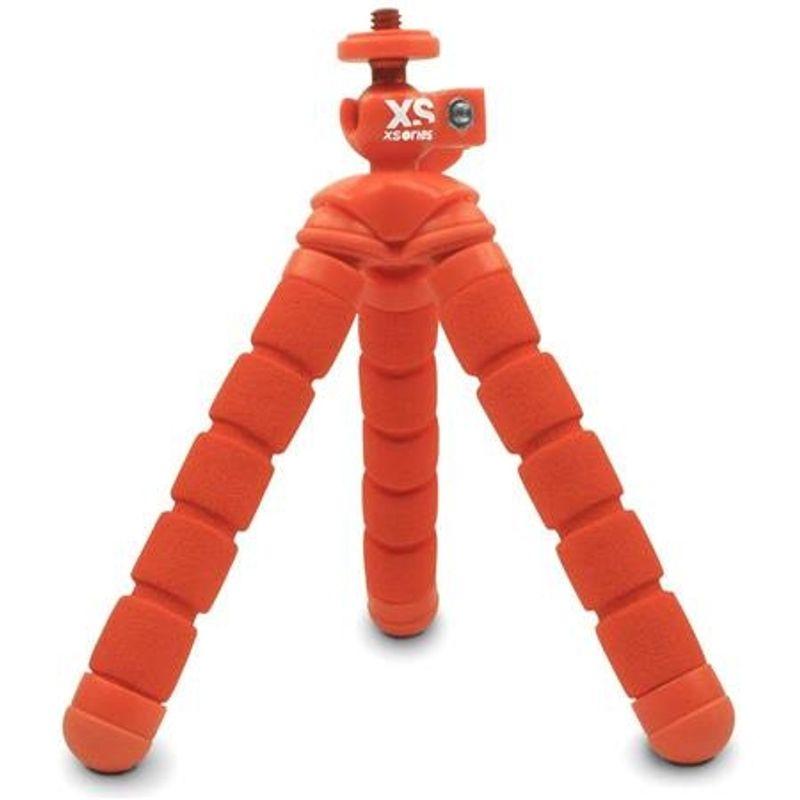 xsories-big-bendy-minitrepied-flexibil--portocaliu-60156-973