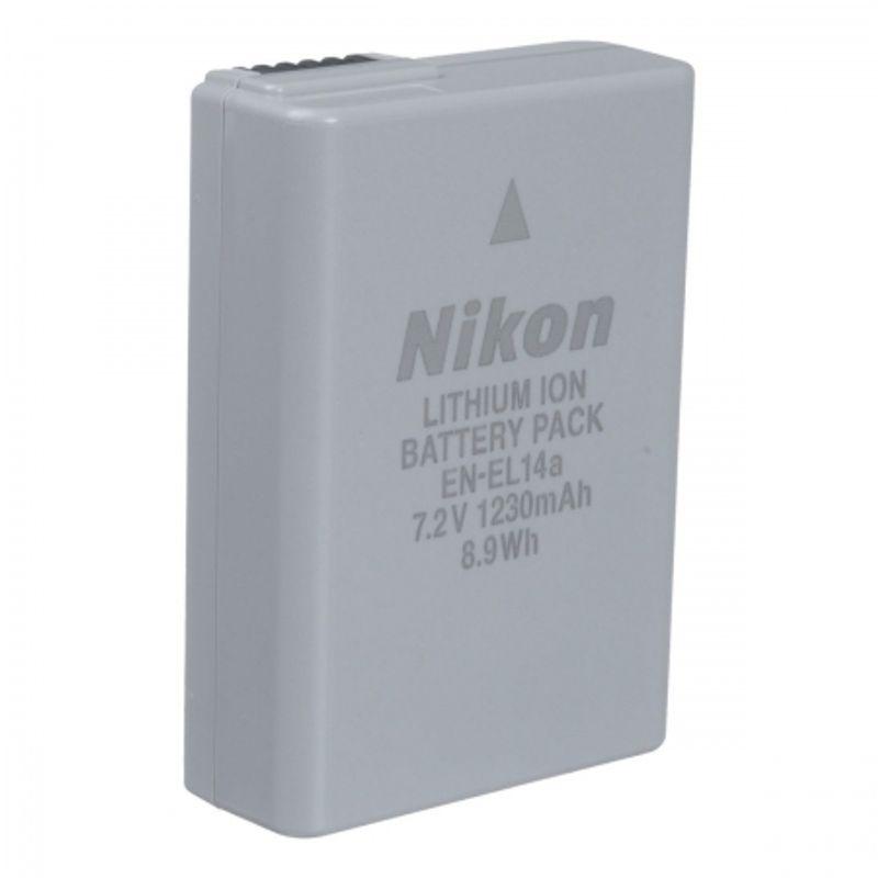 nikon-en-el14a-acumulator--1230mah--7-2v--bulk--60471-647