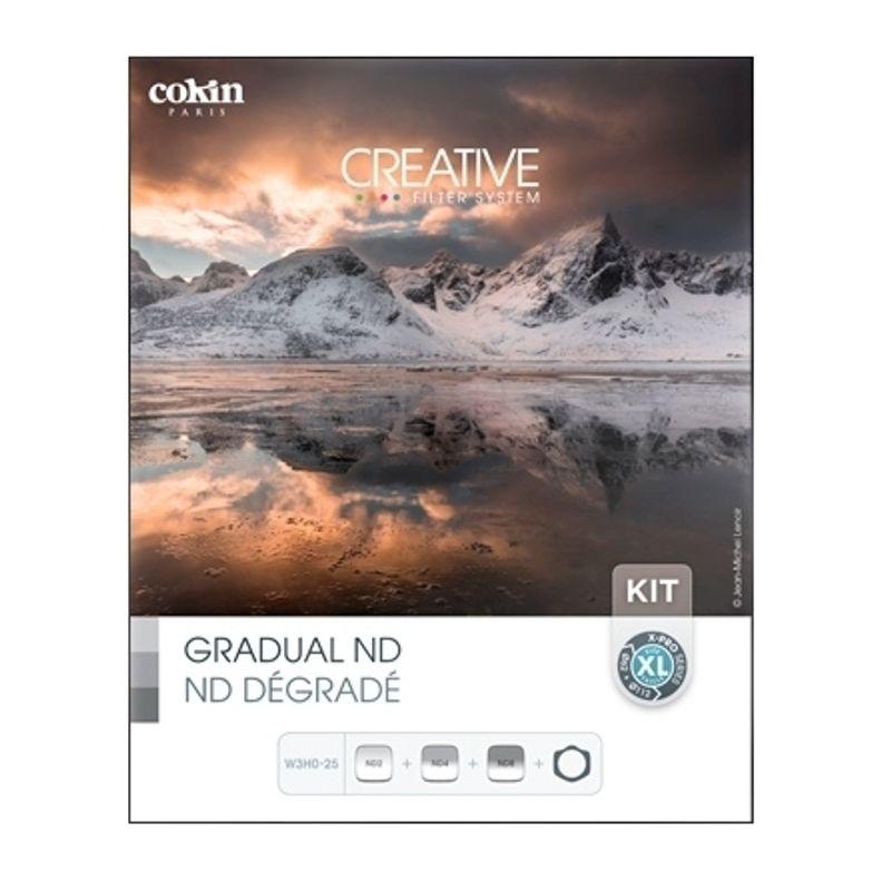cokin-creative-standard-kit-gradual-nd-xl-kit-filtre--sistem-x-pro-61275-668