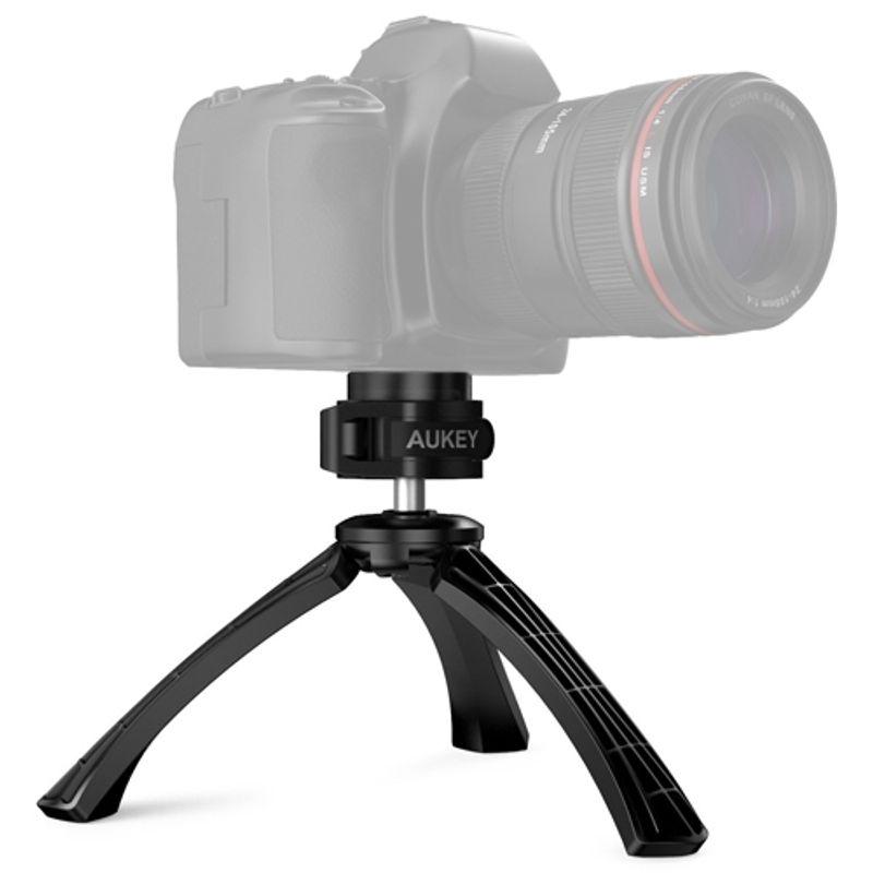 aukey-cp-t01-mini-trepied-pentru-smartphone--dslr--camere-de-actiune--rotire-360-grade--negru-64393-1-50