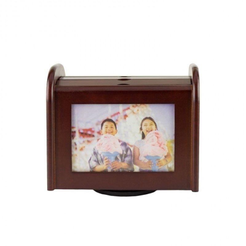 album-foto-lemn--9x13--96-poze--tip-rama--personalizabil--suport-rotativ-65640-53
