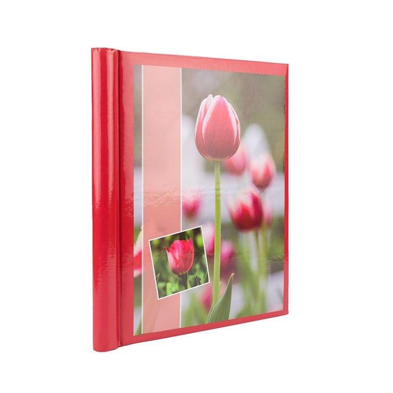 album-foto-red-flower--20-pagini--23x28cm--rosu-65631-1-455