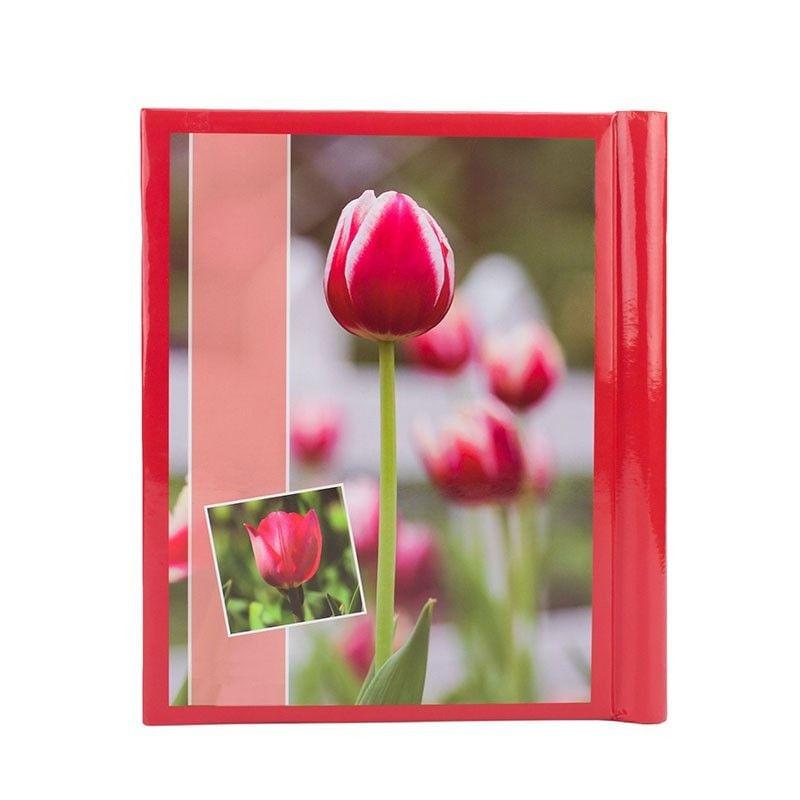 album-foto-red-flower--20-pagini--23x28cm--rosu-65631-2-858