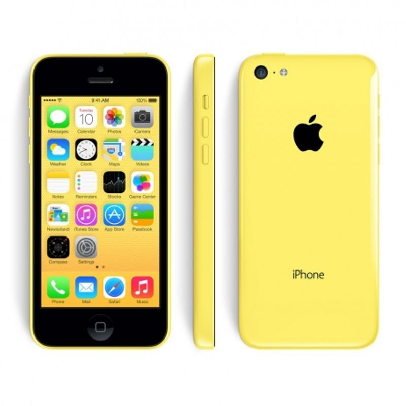 telefon-mobil-apple-iphone-5c--16gb--galben-29536