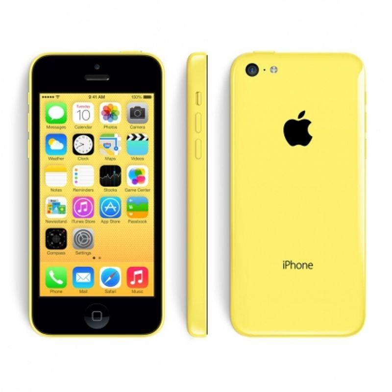 telefon-mobil-apple-iphone-5c--32gb--galben-29537