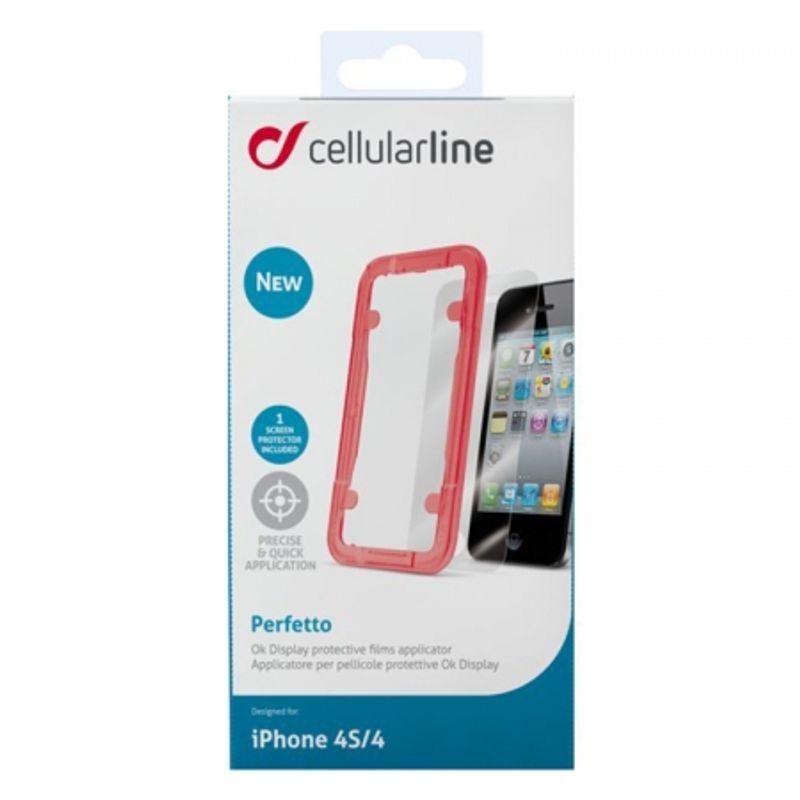 cellular-line-speasyi-phone-4-folie-de-protectie-cu-cadru-pentru-iphone-4s-31111