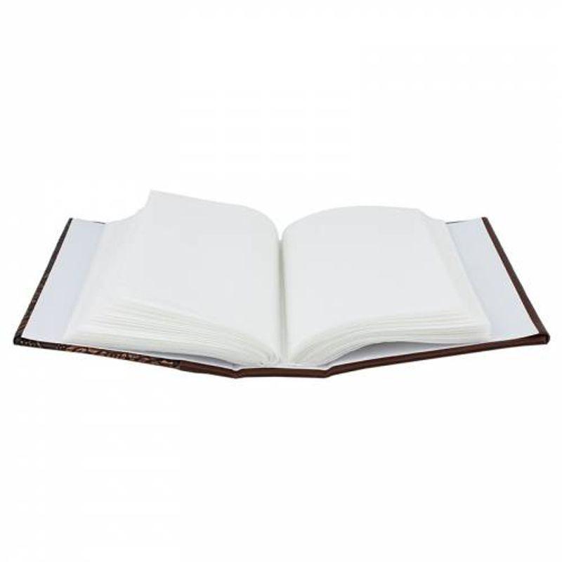 album-newstyle-100-poze-10x15-slip-in-piele-ecologica-imprimeu-floral-maro-inchis-1