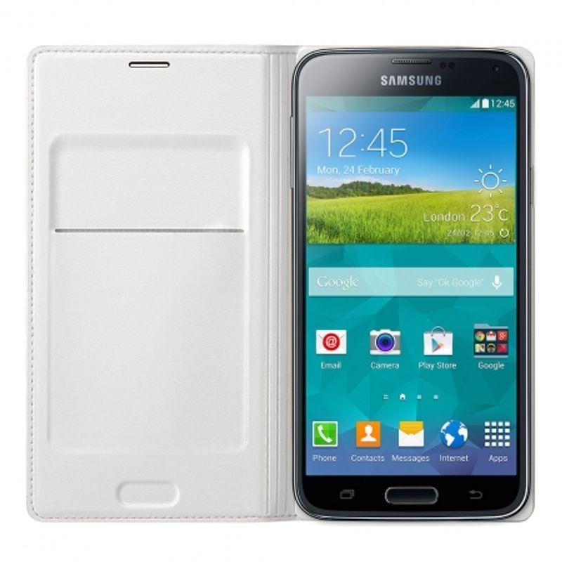 samsung-flip-wallet-alb-husa-de-protectie-pentru-galaxy-s5-33391-2