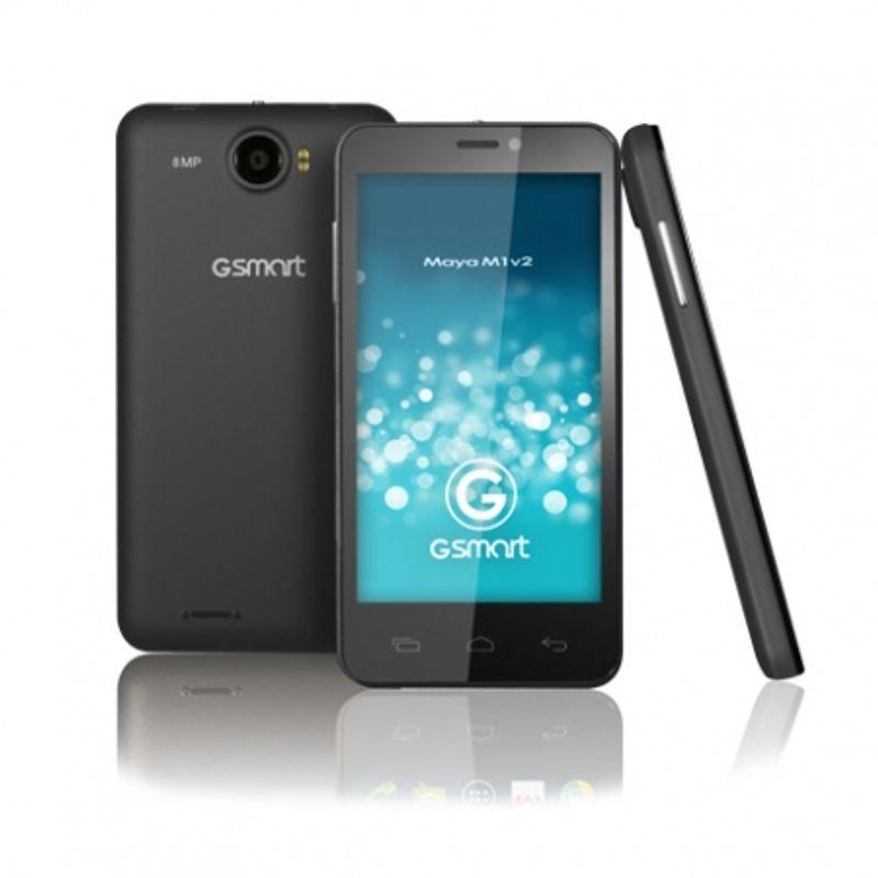 gigabyte-gsmart-maya-m1-v2-gri-4-5-quot--ips--quad-core-1-2ghz--1gb-ram--4gb--android-4-2-33512