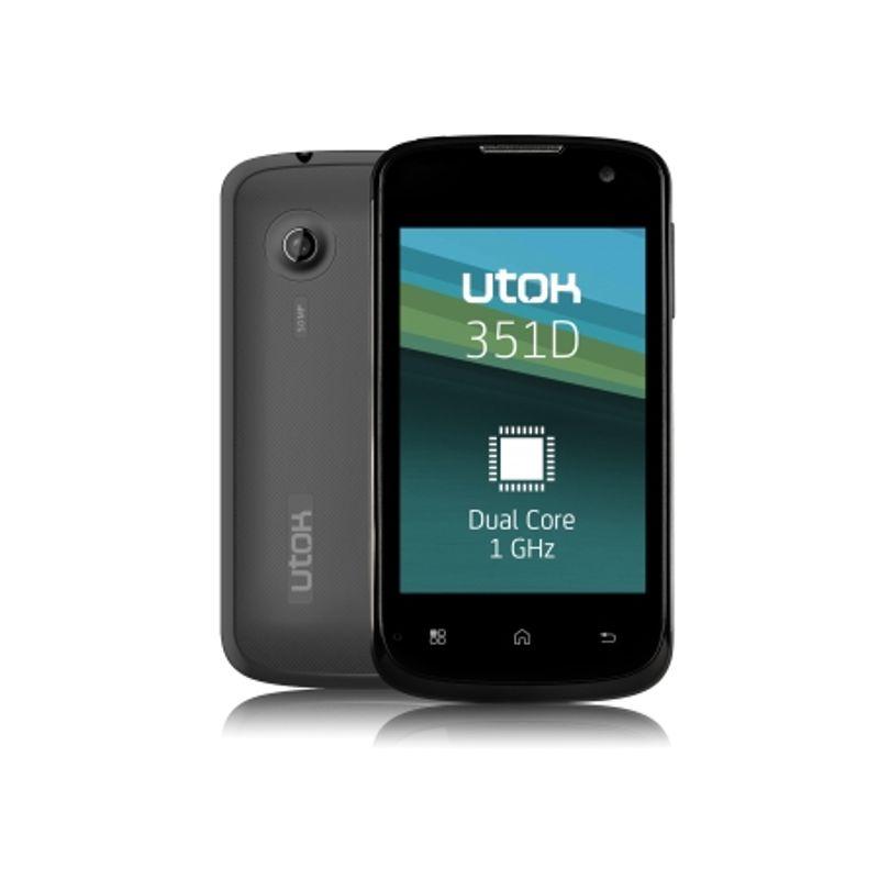 telefon-mobil-utok-351d-negru-34363-2