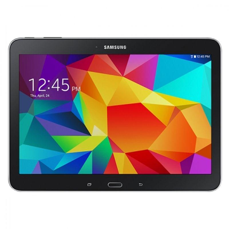 samsung-galaxy-tab4-t530-10-1-quot---quad-core-1-3ghz--1-5gb-ram--16gb--wifi--gps--android-4-4-negru-34497