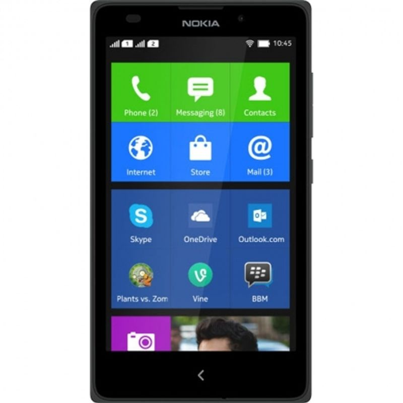 nokia-xl-5-quot--dual-core-1ghz-4gb-dual-sim-android-4-1-negru-34866