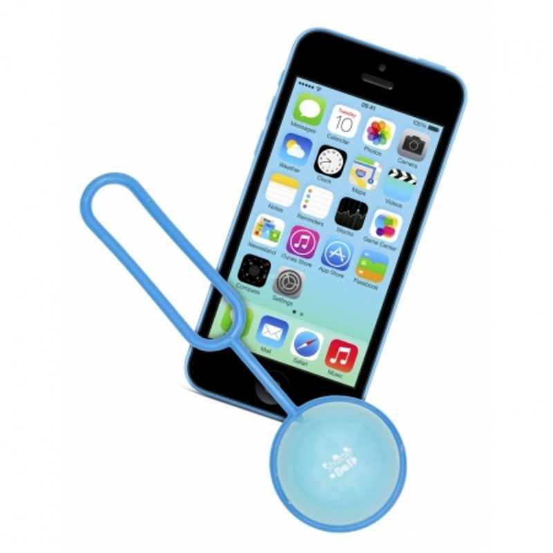 kit-vision-shutterball-telecomanda-bluetooth-pentru-telefoane-mobile-albastru-34975
