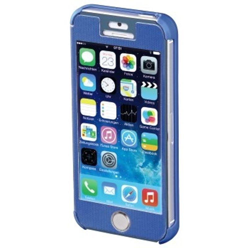 hama-booklet--quot-mirror-quot--husa-de-protectie-iphone-5-5s-albastru-35281-1