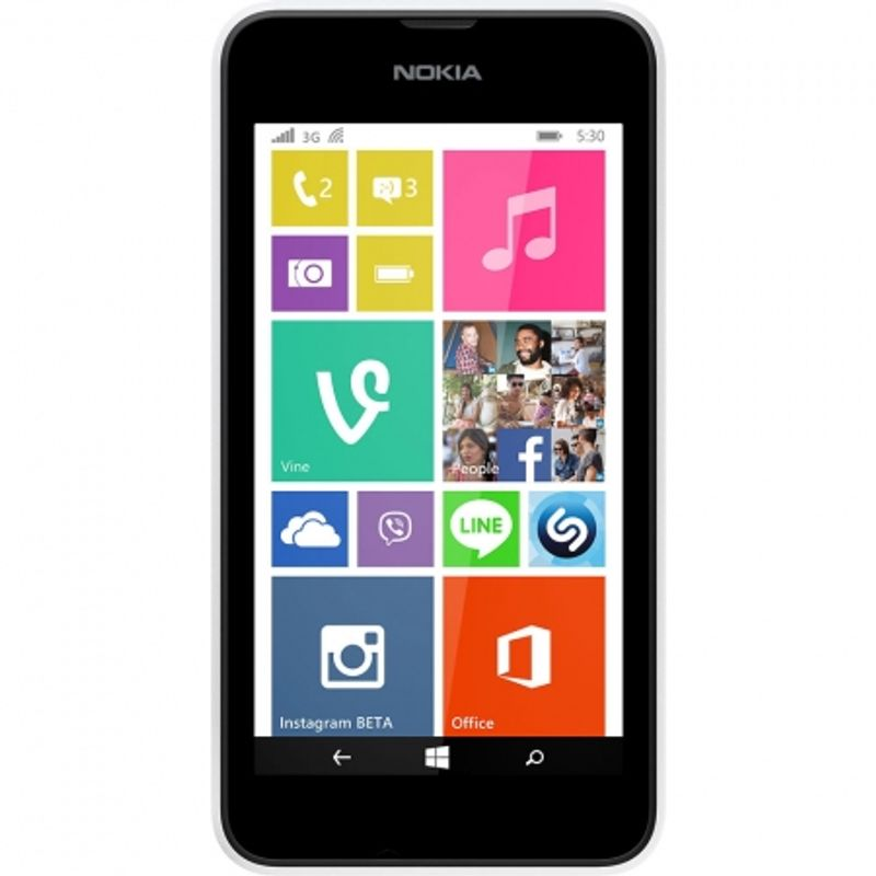 nokia-530-lumia-4-0-quot---quad-core-1-2ghz--512mb-ram--4gb--windows-8-1-alb-36610