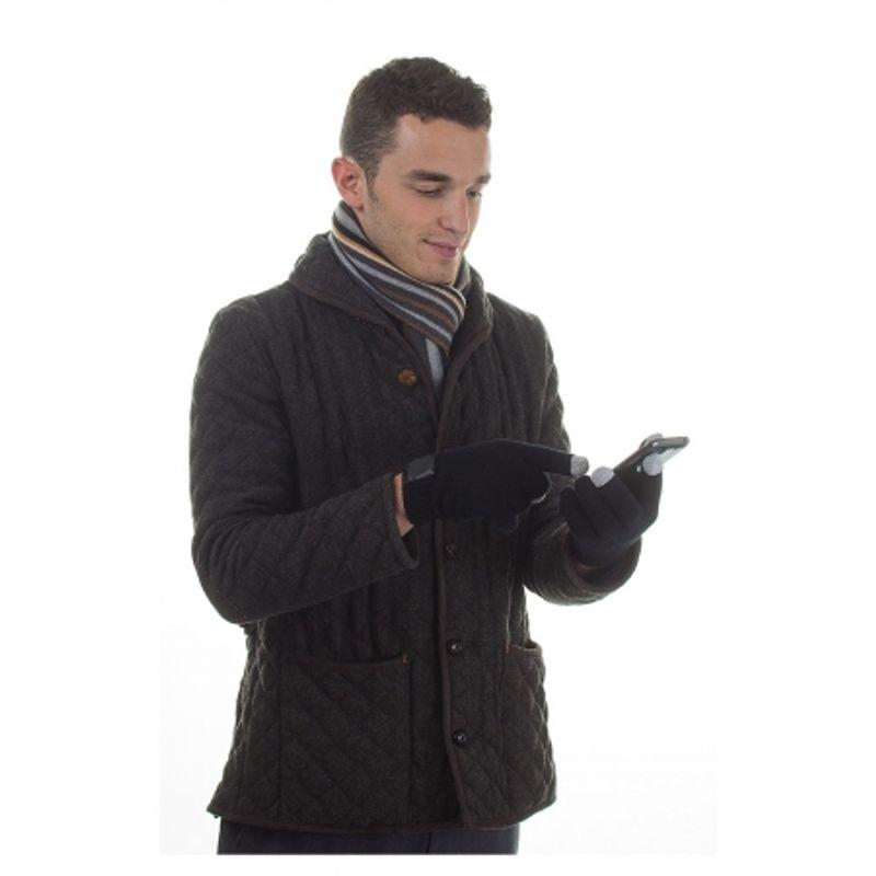 kit-vision-manusi-cu-touch-screen--bluetooth--microfon-si-casca-gri-38411-6
