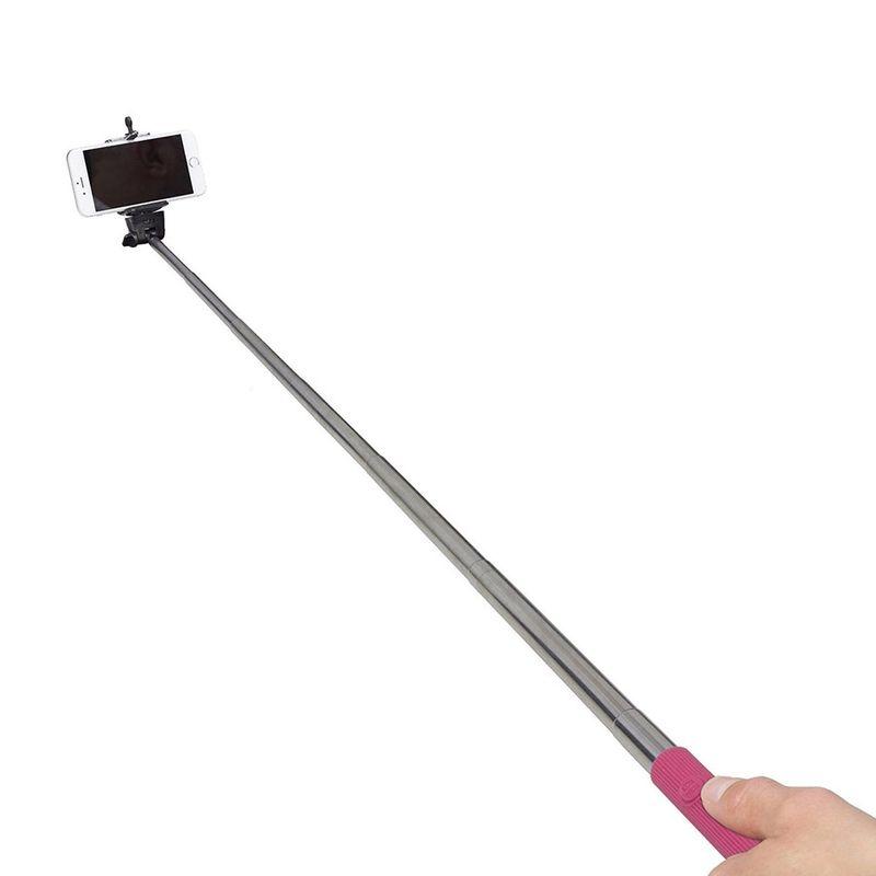 kitvision-wdssphpi-selfie-stick-extensibil-cu-control-declansare--roz-40057-958