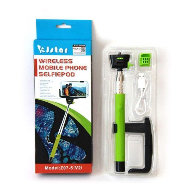 kjstar-wireless-mobile-selfiepod-selfie-stick-verde-43020-621