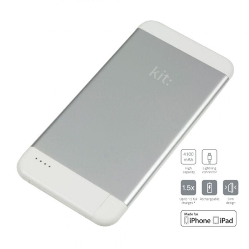 kit-pwrip6-incarcator-portabil-cu-mufa-apple-lightning-mfi-4100mah-argintiu-44652-2-889