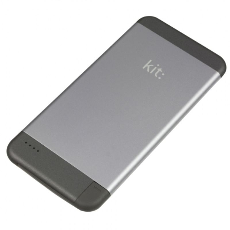 kit-pwrip6-incarcator-portabil-cu-mufa-apple-lightning-mfi-4100mah-gri-44656-516