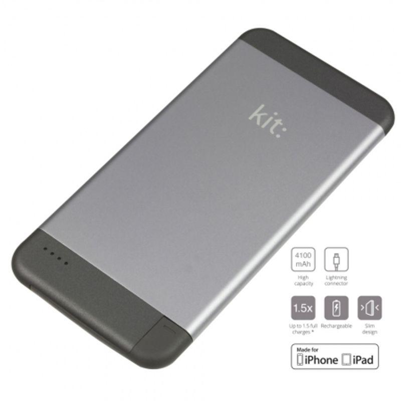 kit-pwrip6-incarcator-portabil-cu-mufa-apple-lightning-mfi-4100mah-gri-44656-3-611