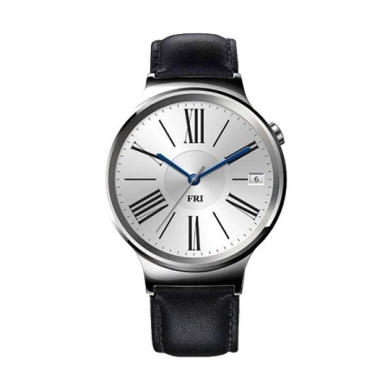 huawei-smartwatch-42mm-carcasa-din-otel-inoxidabil-si-curea-din-piele-neagra-46815-1