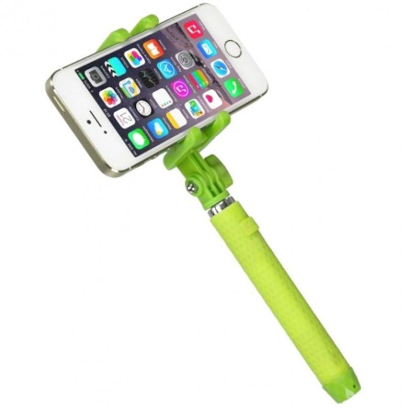 kitvision-pocket-kvpkbtss-selfie-stick-cu-bluetooth-verde-47450-1-675