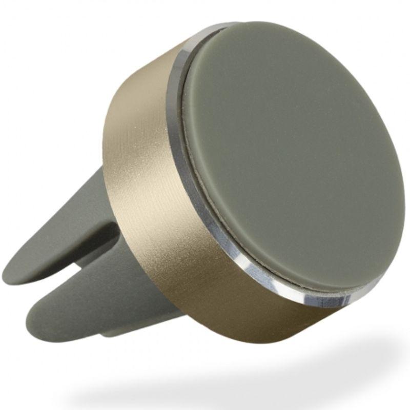 kit-holventmgd-suport-auto-telefon-magnetic--prindere-de-orificiul-de-aerisire--auriu-50637-156