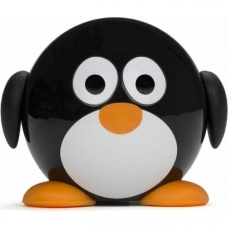 kitsound-mydoodle-characters-mini-buddy-trendz---penguin---boxa-portabila-cu-bluetooth--50644-886