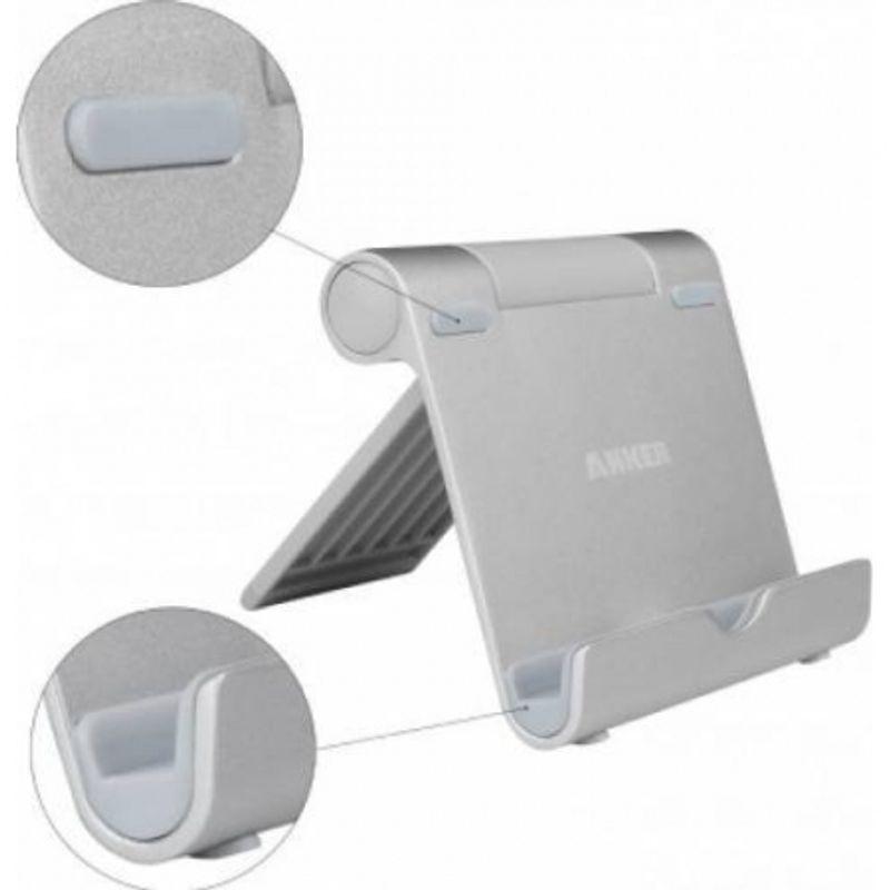 anker-stand-birou-argintiu-multi-angle-pentru-telefon-si-tableta-51435-1