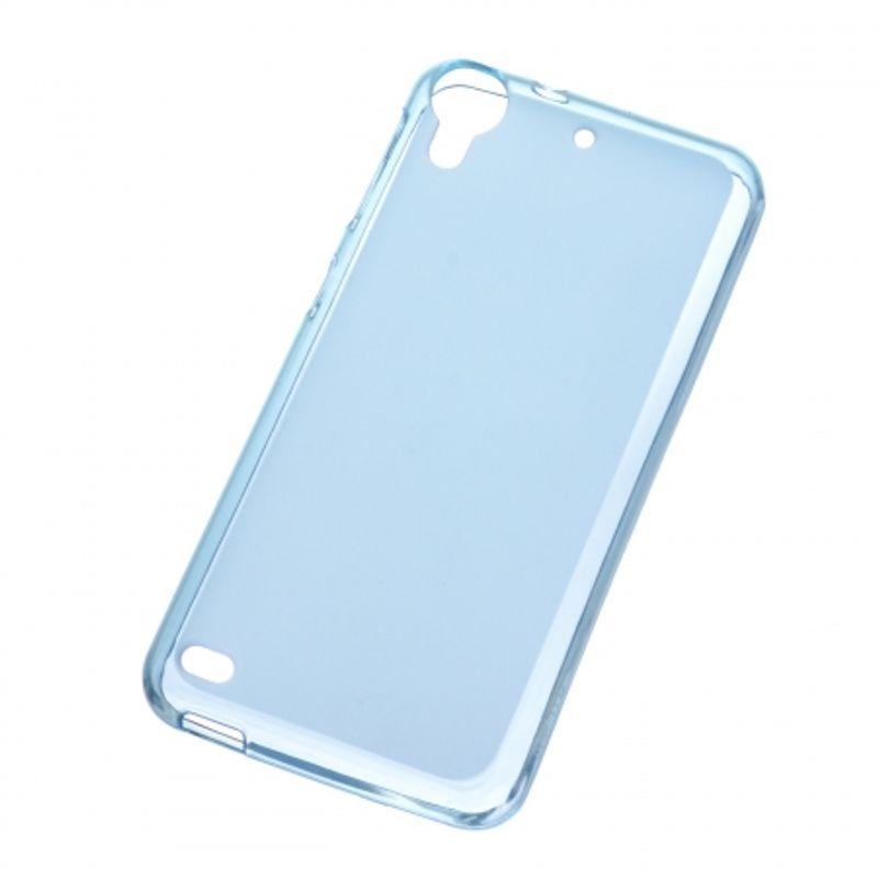 carcasa-silicon-color-pentru-htc-530--albastru-53639-145