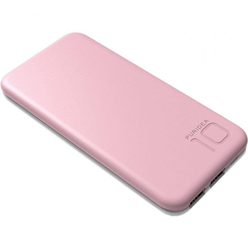 puridea-s2-baterie-externa-10000mah--2-x-usb--roz-54435-939