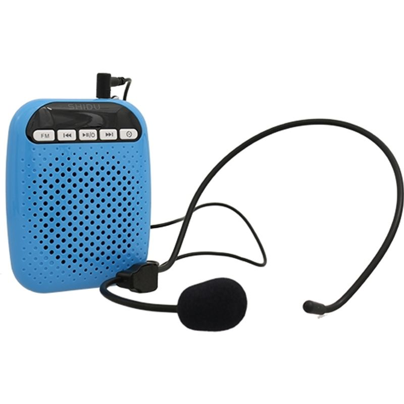 star-amplificator-voce-si-microfon-cu-fir--albastru--54874-1-406