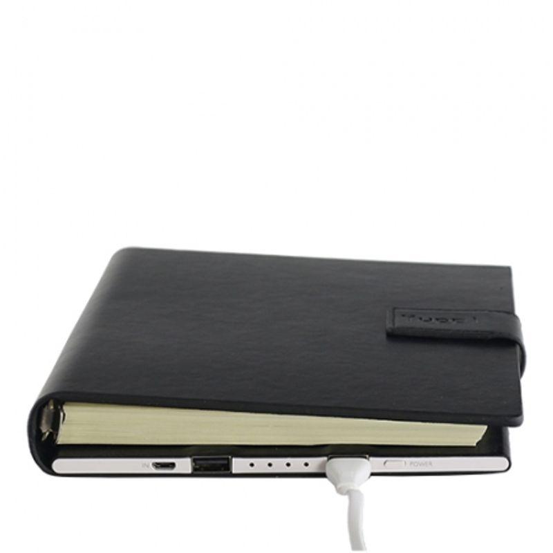yuppi-love-tech-agenda-notite-baterie-externa-cu-doua-porturi-usb-9000mah--negru-55460-672