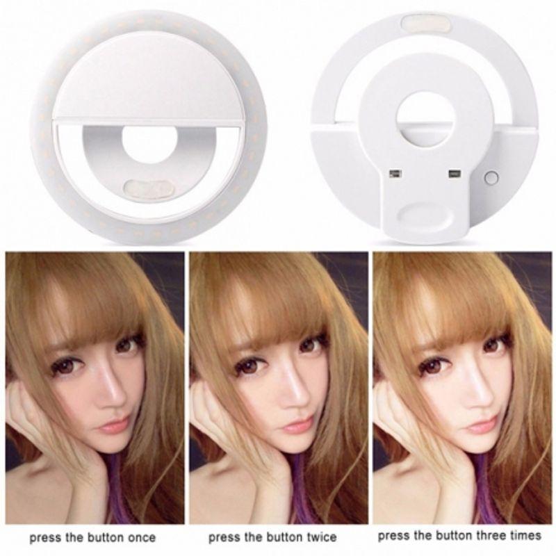kast-led-selfie-ring-light-pentru-smartphone--alb-55471-2