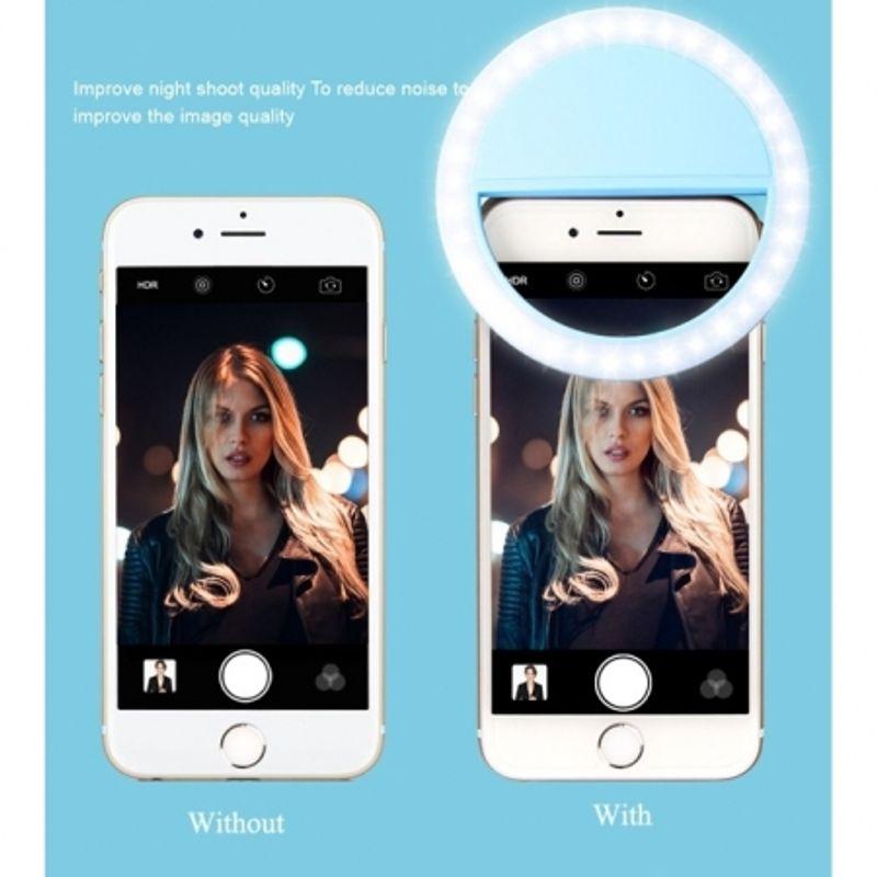kast-led-selfie-ring-light-pentru-smartphone--alb-55471-3