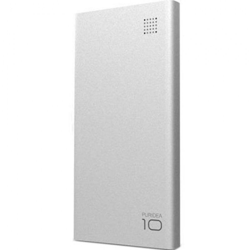 puridea-s6-baterie-externa--10-000mah--2-porturi-usb--argintiu-56811-432